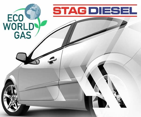Sistema GPL/Metano/Diesel Dual-fuel ACSTAG Eco World gas
