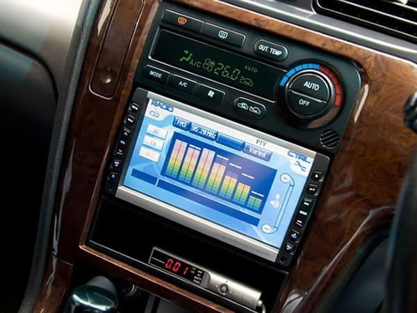 Impianti Hi-Fi per auto